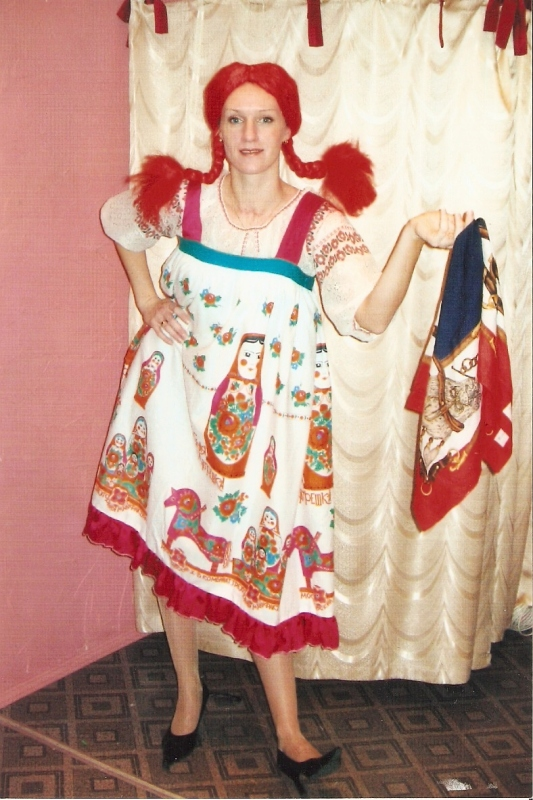 Русский народный - 400 руб.