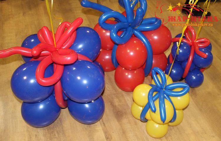 Грузы для шаров: