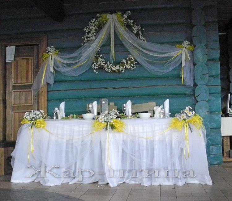 Свадьба в кантри стиле в мальской