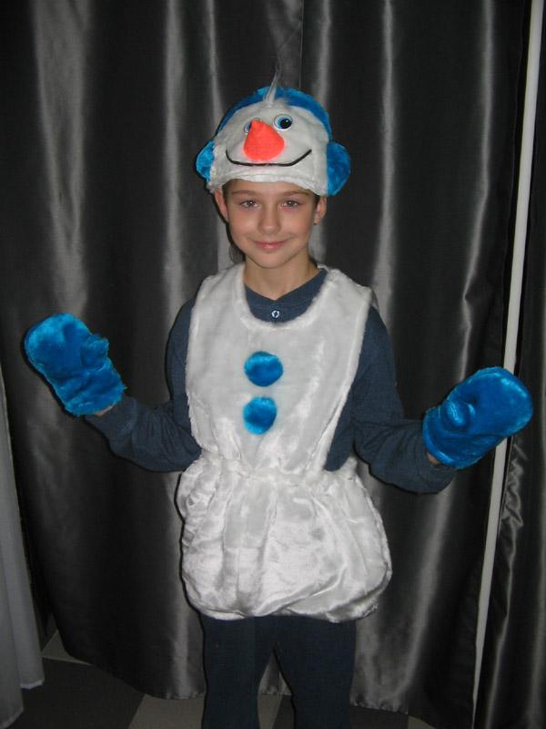 Снеговик - 380 руб.