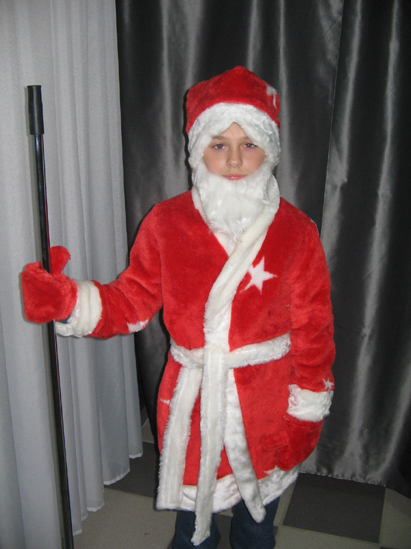 Дед Мороз - 530 руб.