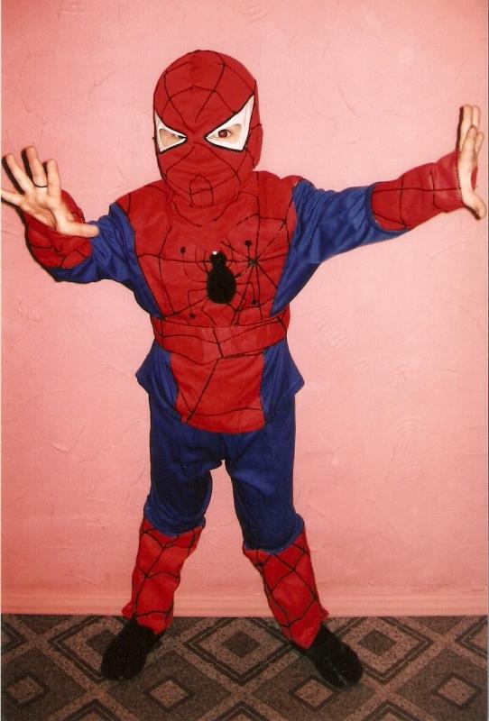 Человек-паук - 430 руб.